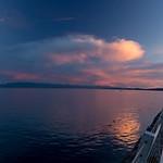 Sunset, Victoria, B.C.