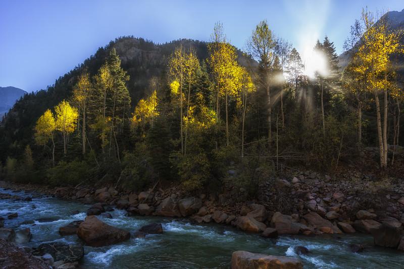 Durango to Silverton spring train, Series #1