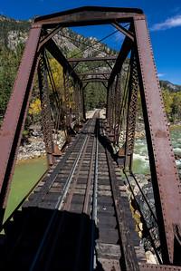 Durango to Silverton spring train, Series #31