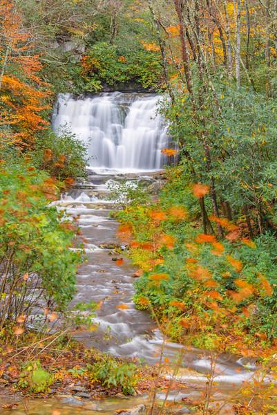Miegs Falls