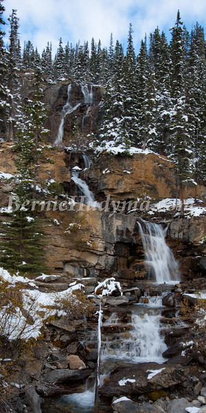 Tangle Creek Falls  Jasper AB. _A040451