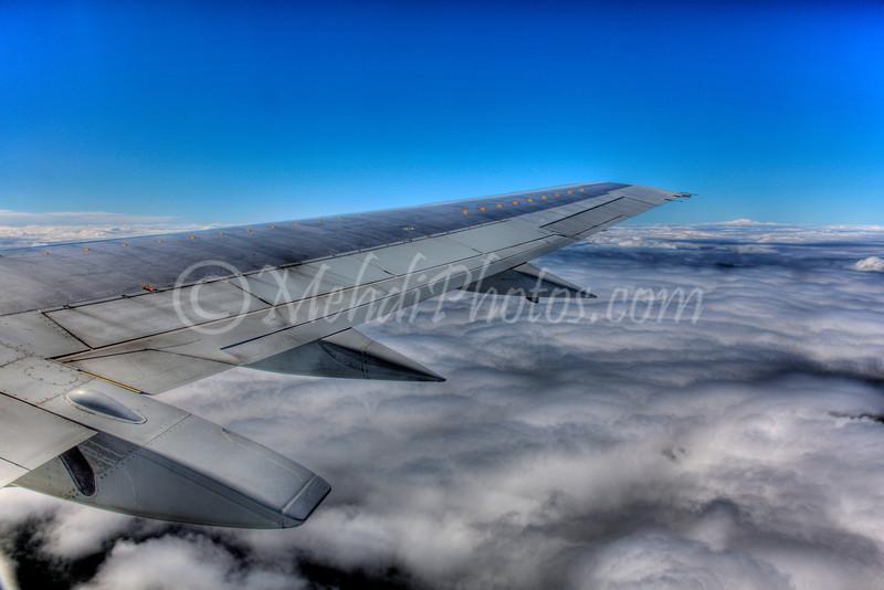 Onboard QF614, VH-TJR, Enroute to Brisbane.