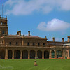 Werribee Mansion, Melbourne, Australia. HDR