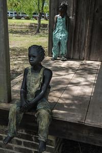 Front Porch Sculptures