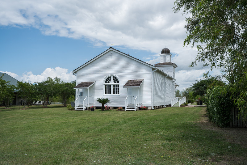 Whitney Baptist church