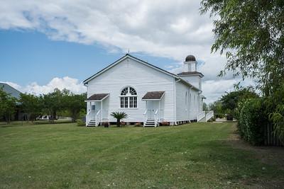 Whitney Baptist church
