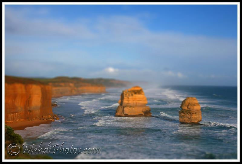 Great Ocean Road, 12 Apostels, Victoria, Australia.