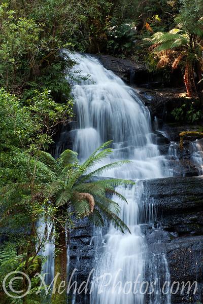 Triplet Falls, Apollo Bay, Victoria, Australia (March 2011).