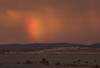 Thunderstorm and Rainbow over Mono Lake.  ©2008, James McGrew