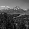 Made this as a tribute to Ansel Adams. Taken from the same location as his iconic shot.