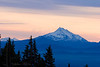 Mt. Jefferson from Timberline Lodge.  Copyright ©2008, James McGrew