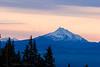 Mt. Jefferson from Timberline Lodge.  Copyright ©2008, James McGrew