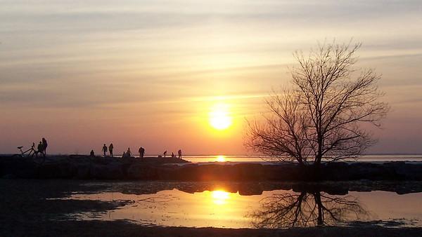 """Was a beautiful day..."" Britannia Park, Ottawa"