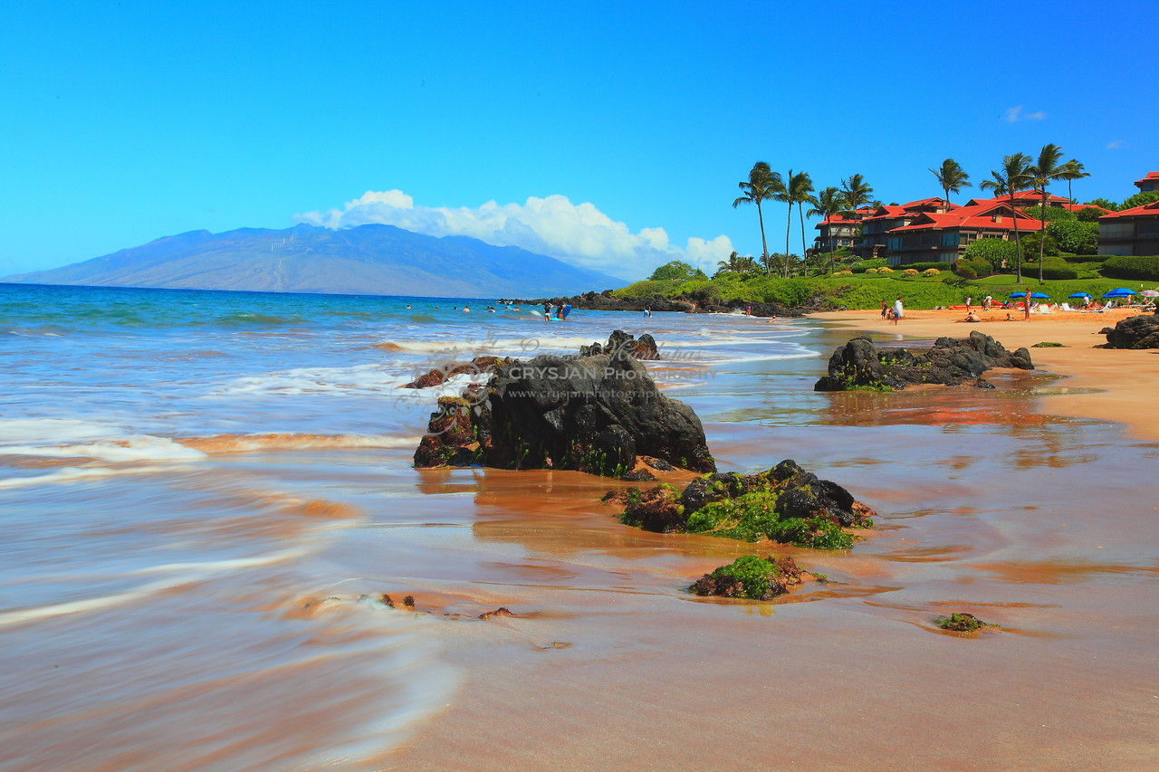 Polo Beach in Wailea