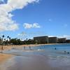 This is the Ka'anapali Beach