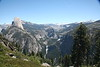 Panorama Trail - Backpack trip from Glacier Point to Half Dome