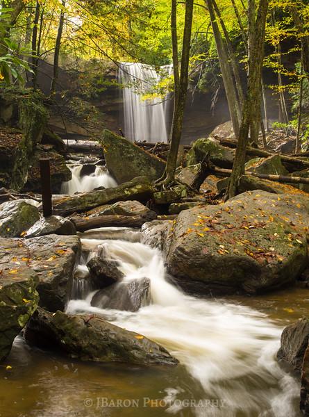 Cucumber Falls 1975