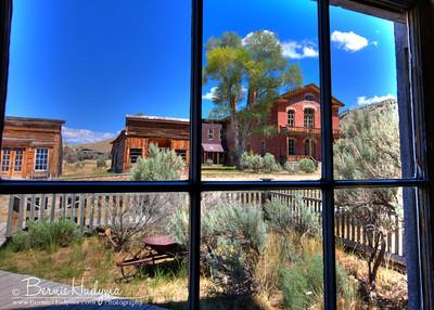 Hotel Meade, Bannack Montana  Mont12186