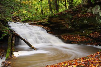 Skunk Run Falls 1829