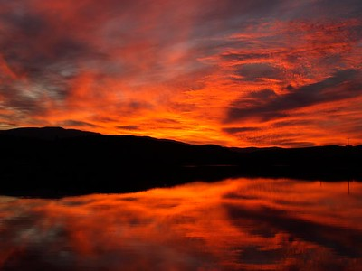 Fire in the Sky_Kamloops BC