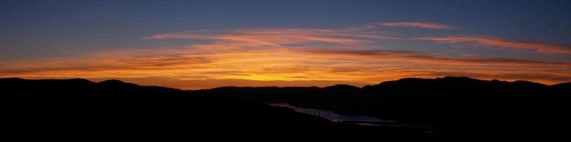 Kamloops Lake Pano