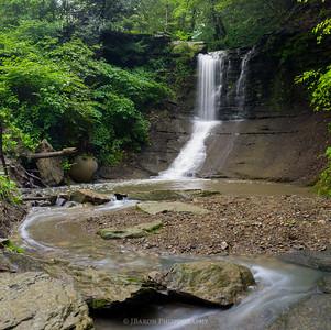 Fall Run Park Waterfall 1142-1167