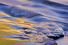 Tuolumne RIver Shore Abstract, Glen Aulin.  Copyright © 2008 James McGrew.