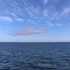 Cruising n the Baltic Sea towards Tallinn