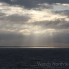 Sunrise Gulf of Finland heading towards Tallinn