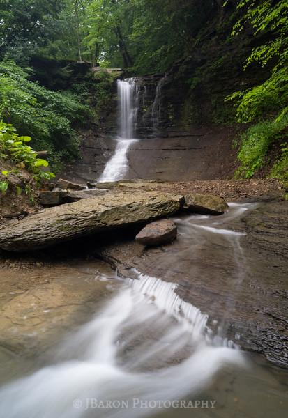 Fall Run Waterfall 1193