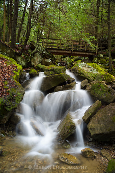 Lower Kildoo Falls 8885