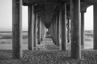 """Pier Sunrise"""