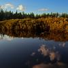 On Rainbow Lake