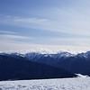 Olympic Mountain Views