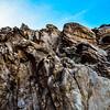 Craggy hills