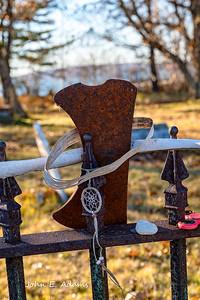 La Pointe Indian Cemetery