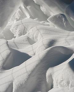 Snow in Plaid