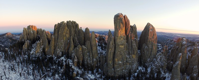 Cathedral Spires, Custy State Park, SD