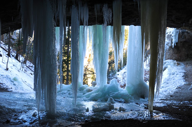 Community Caves, Spearfish Canyon, SD