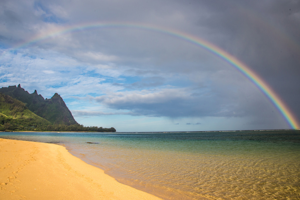 """""""Crystal at the end of the Rainbow"""""""