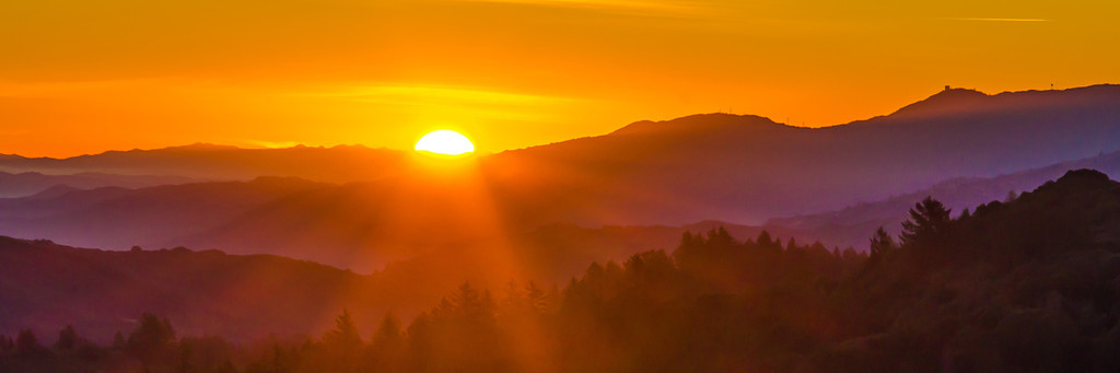 """""""First Sunrise of 2012"""" (1/1/12)"""