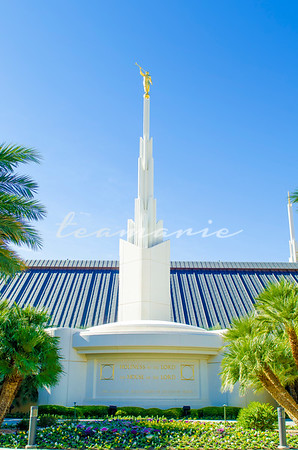 Las Vegas Nevada LDS Temple