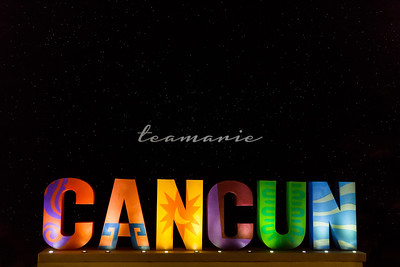 wanderlust starry night in cancun