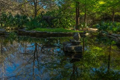 Hartman Prehistoric Garden.