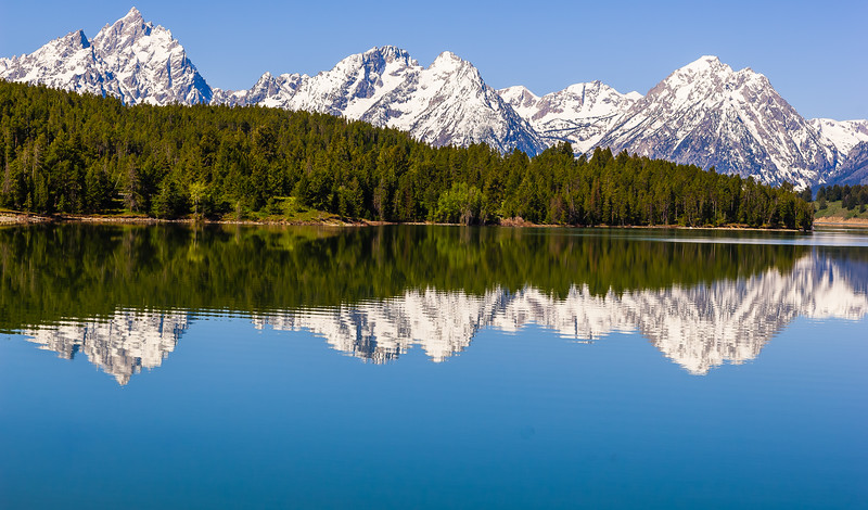 The Grand Tetons - Spring