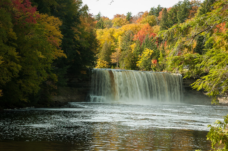 The Falls in the Fall