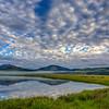 Dawn at Swan Lake Flats