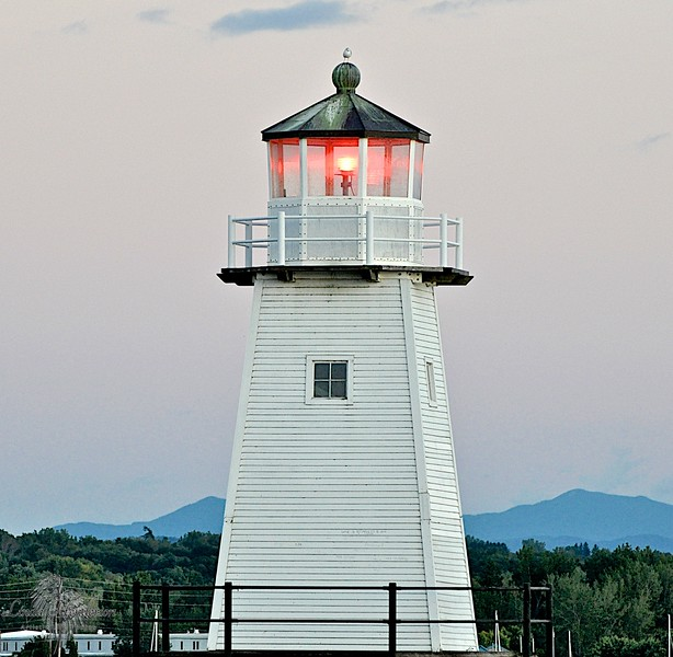 Champlain New York Lighthouse