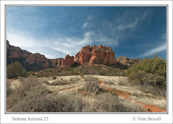 Part of my series of shots taken right along the road in the area surrounding Sedona, Arizona.