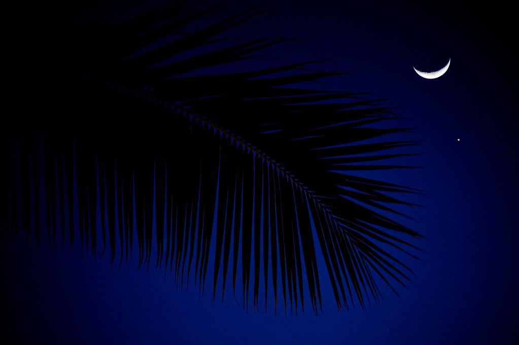 Maui Night Sky, Maui HI, 2012.